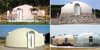 dome-house-modelhouse